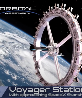 There Are Plans For A Hotel To Be Built In SPACE Within The Next 5 Years!