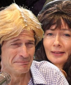 'Love Story' Starring Jonesy & Amanda