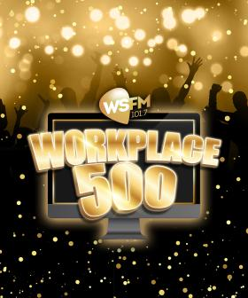WSFM's Workplace 500 Ultimate Playlist