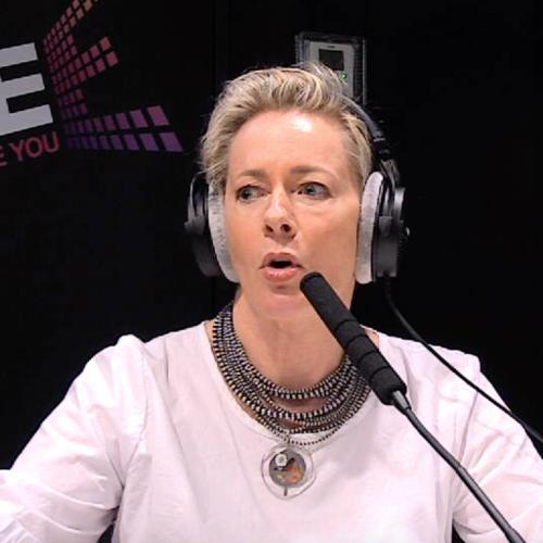 ADULTS ONLY: Amanda Keller On Eating Somebody's 'Groceries'
