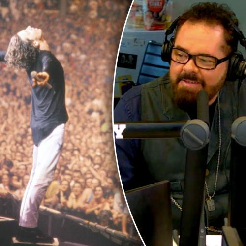 """""""I Just Sat In The Toilet"""": Andrew Farriss On INXS' 1991 Wembley Stadium Gig"""