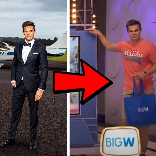The New Aussie Bachelor Used To Model On 'The Price Is Right'