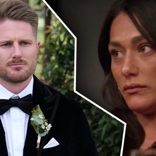 Here's PROOF That Bryce From MAFS Hit On Last Year's Bride Connie While Engaged