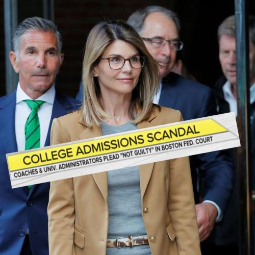 A Netflix Doco About The Infamous 'College Admissions Scandal' Is Coming To Netflix