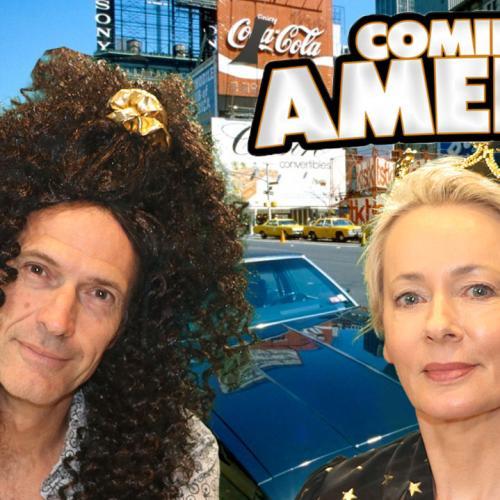 Jonesy & Amanda Star In 'Coming To America'