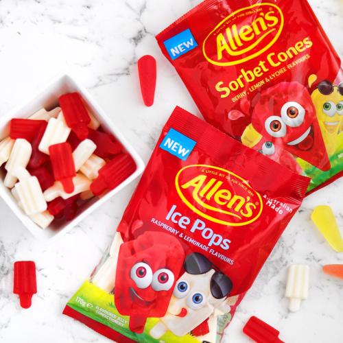 Allen's Is Bringing Back Old-School Ice Block Gummies!