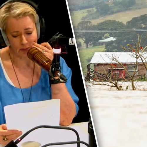 This Woman Lost EVERYTHING In NSW Floods Including Her Precious Cows