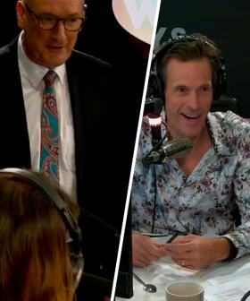 The AWKWARD Moment Kochie Walked In On Jonesy IMPERSONATING Him