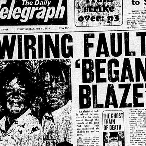 Shocking New Evidence Suggests That The 1979 Luna Park Ghost Train Fire Was Arson