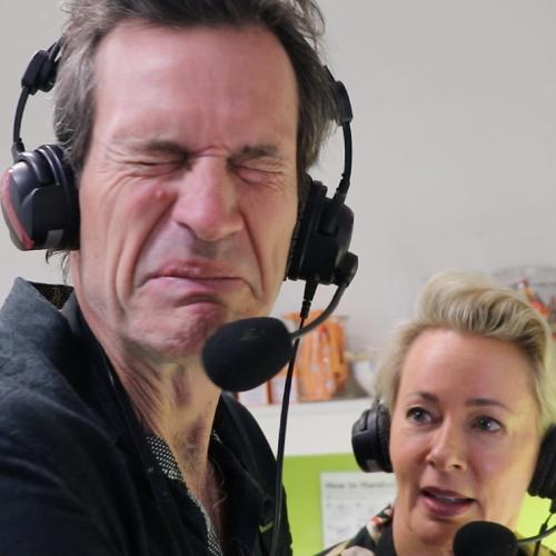 Amanda Keller Makes Her Late Mum's OYSTER DIP Live On Air!