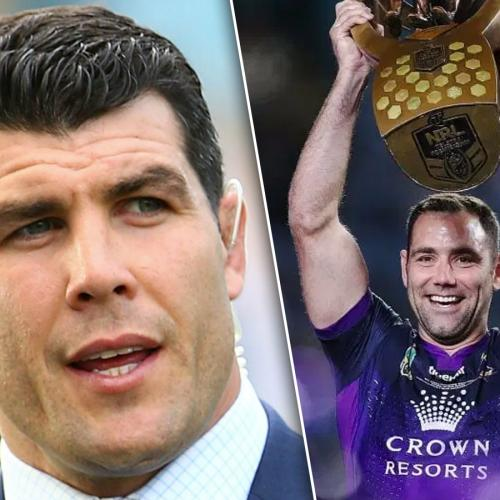 Michael Ennis Reacts To Cameron Smith's Retirement From NRL