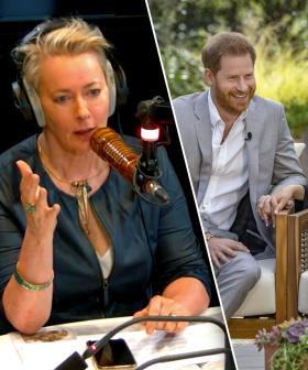 Amanda Keller Reacts To Meghan And Harry's Oprah Interview