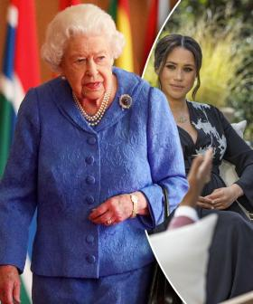 Queen Responds To Racism Allegations After Harry And Meghan's Interview