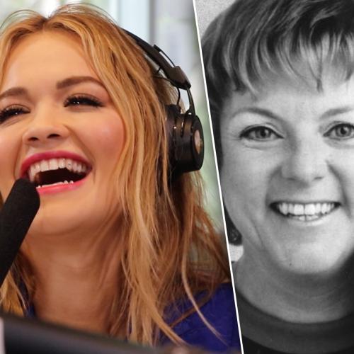 Jonesy & Amanda Introduce Rita Ora To 'Rita The ETA Eater'