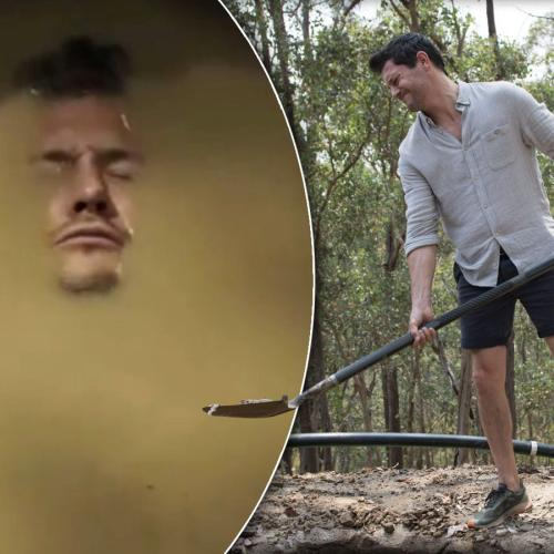 """""""I Died Digging A Grave"""": Rob Mills' DEAD Character Is Returning To Neighbours"""