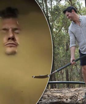 """I Died Digging A Grave"": Rob Mills' DEAD Character Is Returning To Neighbours"