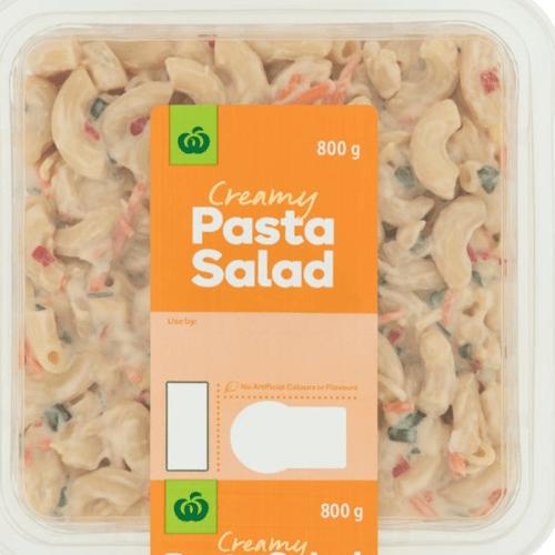"""Viral TikTok Video Debates What Is Behind The """"Aftertaste"""" In Woolies Pasta Salad"""
