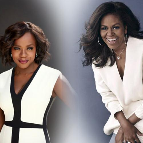 Viola Davis Cast To Play Michelle Obama In New Series