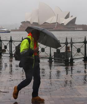 Summer's Done! Sydney To Cop More Rain Following Last Night's Storms