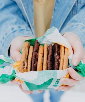 Subway Is Doing $1 Delivery And FREE COOKIES