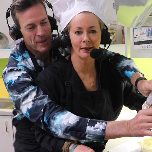 Amanda Keller's Late Mum's Famous 'Mock Chicken'
