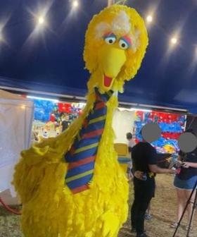 BREAKING: Big Bird Has Been STOLEN From An Aussie Circus