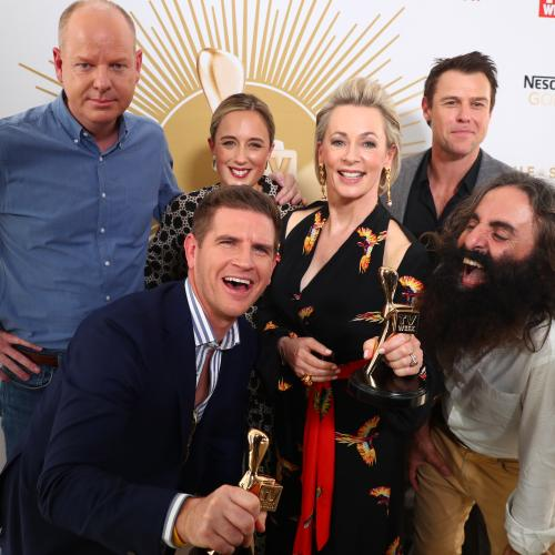 """""""I Feel That You Should Have Won"""": Sam Mac Opens Up About His Gold Logie Experience With Amanda Keller"""
