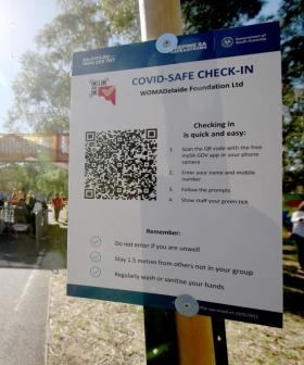 Anti-Vaxxers Are Replacing Check-In QR Codes With Fake Ones
