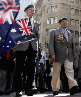 Up To 10,000 Allowed To March For Anzac Day In Sydney