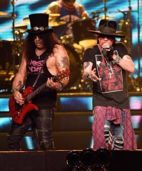 """""""All Aboard The Nightrain"""": New Seats Available For Guns 'N' Roses 2021 Sydney Show!"""