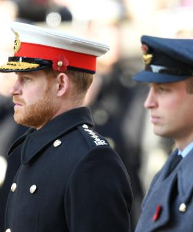 How Prince William And Harry Will Be Separated At Funeral