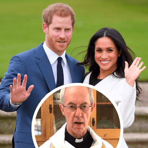 """It Was Not True"": Archbishop Of Canterbury Exposes Meghan And Harry"