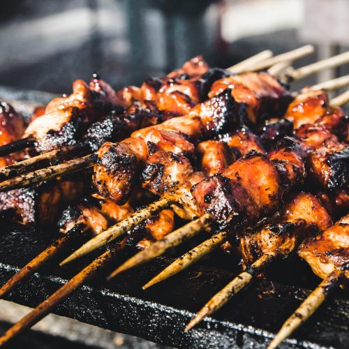 Messina's Hosting An Open-Air Filipino BBQ Today & Tomorrow!