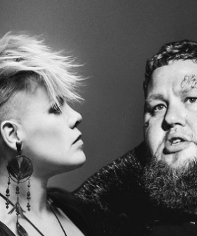 Pink Drops Heart-Wrenching New Song With Rag'n'Bone Man!