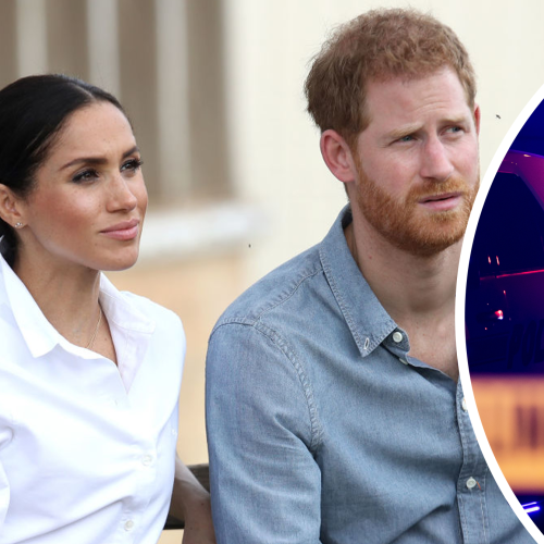 Cops Called To Harry And Meghan's House NINE TIMES!