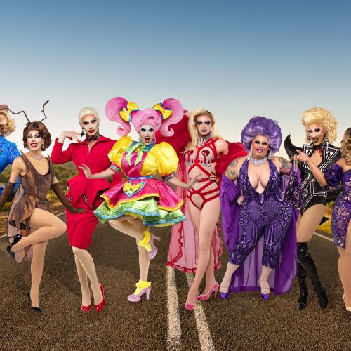 """""""YAS QUEEN!"""": Stan Announces Official Release Date Of 'RuPaul's Drag Race Down Under'!"""