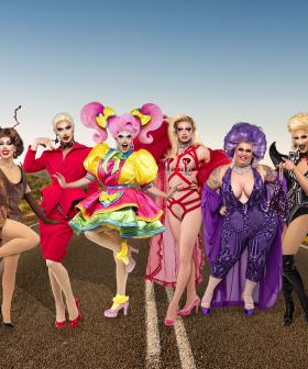 """YAS QUEEN!"": Stan Announces Official Release Date Of 'RuPaul's Drag Race Down Under'!"