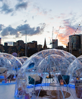 A Pop-Up Winter Wonderland Is Coming To Sydney Next Month