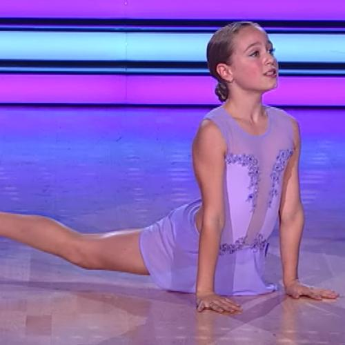 Lleyton And Bec Hewitt's 10-Year-Old Daughter Floors Audience With Performance On 'Dancing With The Stars'