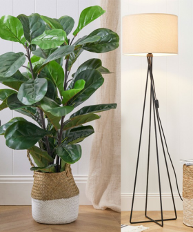 Coles Is Dropping A Stunning Homewares Range With Candles, Rattan & Marble Pieces