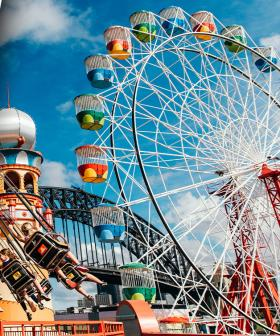Luna Park Sydney Announces The Completion Of Its Brand New Rollercoaster 'The Little Nipper'!