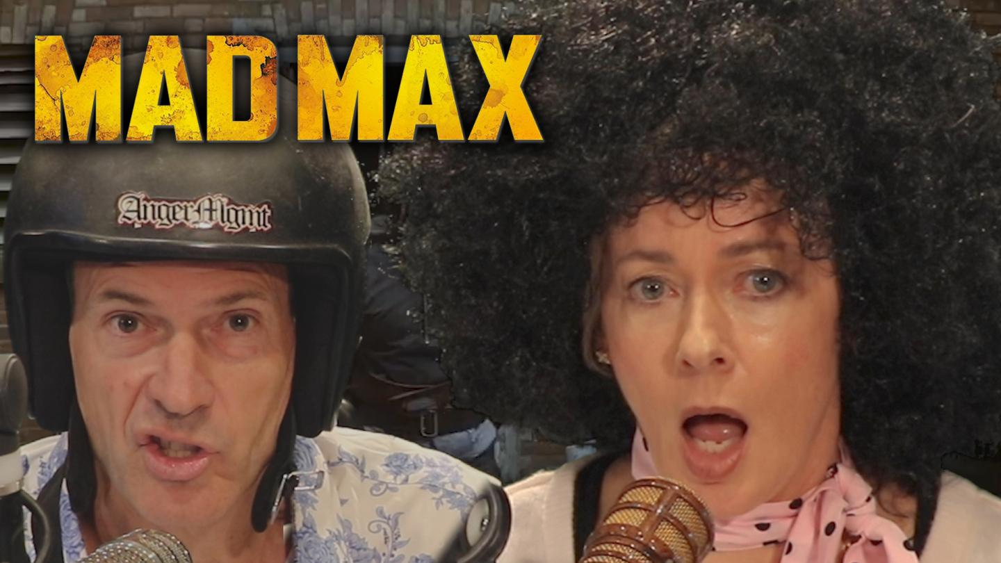 Jonesy & Amanda Steal The Show In 'Mad Max'