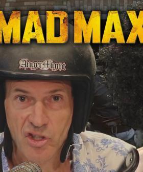 Jonesy & Amanda Steal The Show In 'Mad Max'