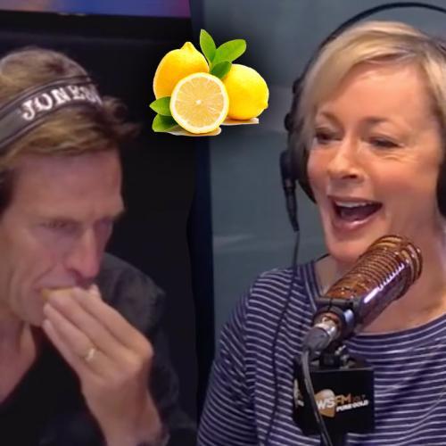 Jonesy & Amanda Pop A Pill That COMPLETELY Changes Their Taste Buds