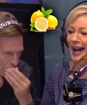 Jonesy & Amanda Pop A Pill That COMPLETELY Changes Their Taste Buds