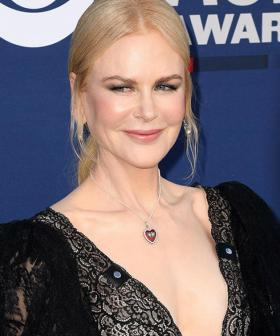 """I Hope That's Not My Title!"": Nicole Kidman Is NOT Happy With Amanda Keller"