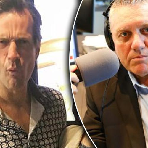 """You're A Disgrace!"": Ray Hadley Leaves Jonesy & Amanda A Very NASTY Message!"