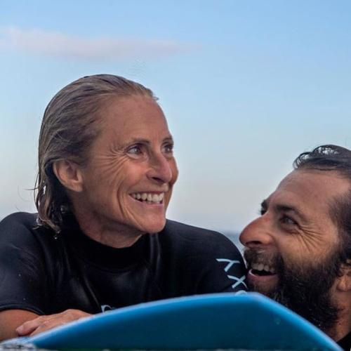Sam Bloom (Of 'Penguin Bloom') Beats The Odds To Become A Champion Para Surfer