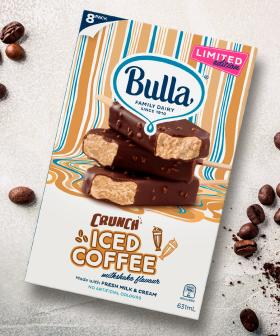Bulla Has Dead Set Made The Ice Cream Hybrid We've Been Waiting For