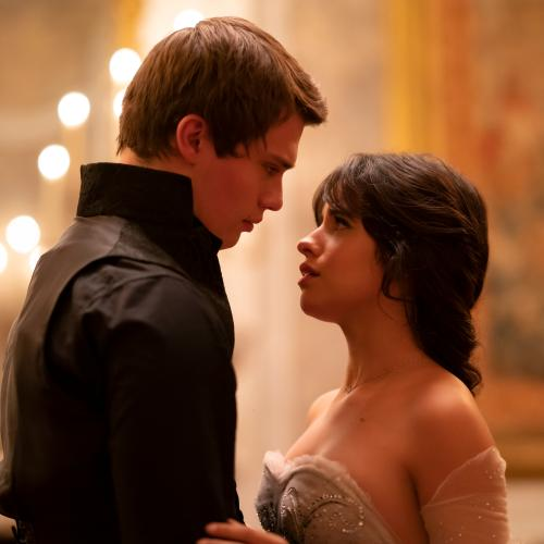 Here's Your First Look At The New 'Cinderella'
